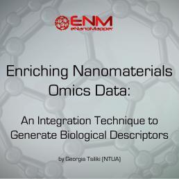 Enriching Nanomaterials Omics Data