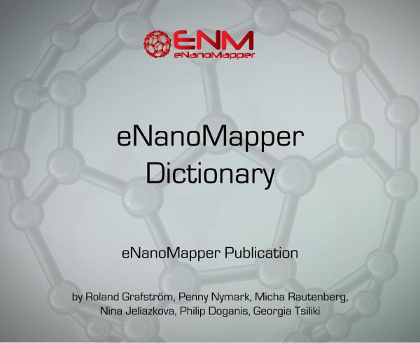 eNanoMapper Dictionary
