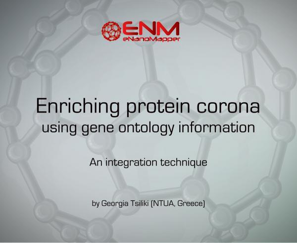 Enriching protein corona