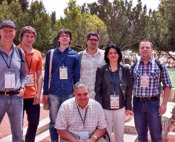 eNanoMapper team in Anlatya