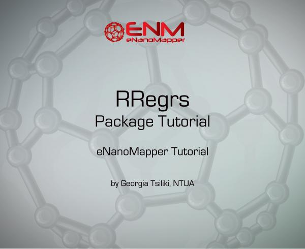 RRegrs package Tutorial